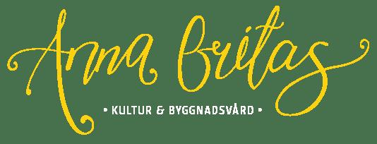 Anna-Britas Kultur & Byggnadsvård