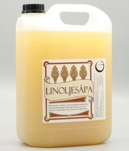 5 liters dunk med linoljesåpa