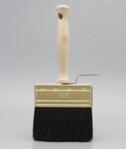 pensel 100mm som håller mycket färg linoljefärg eller slamfärg