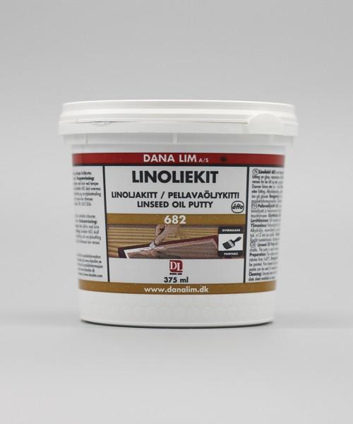 linoljekitt används vid renovering av fönster