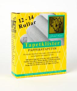 cellulosaklister till tapeter med papper